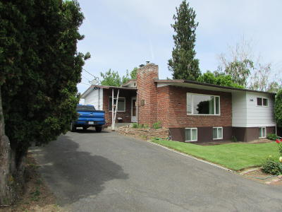 Yakima Single Family Home For Sale: 116 N Corrigan Way