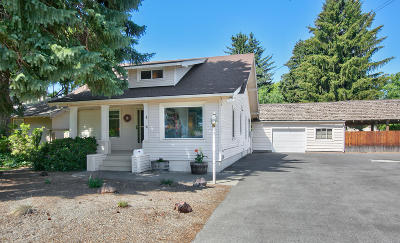 Yakima Single Family Home For Sale: 4 N 36th Ave