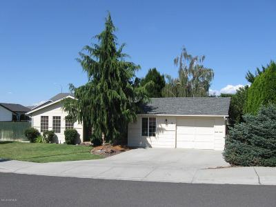 Yakima Single Family Home For Sale: 4 N 90th Ave