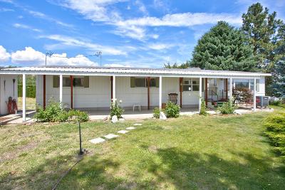 Selah Single Family Home For Sale: 131 Parish Rd