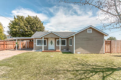 Yakima Single Family Home For Sale: 1221 S 72nd Ave