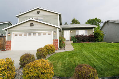 Yakima Single Family Home For Sale: 411 S 82nd Ave