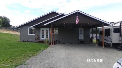 Selah Single Family Home For Sale: 103 Rankin Rd