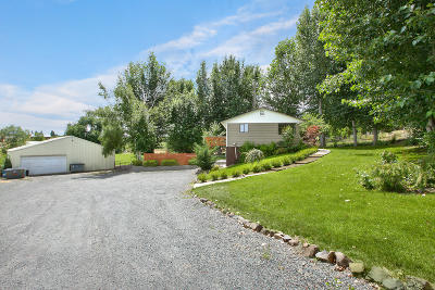 Selah Single Family Home For Sale: 190 Selah Naches Rd
