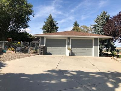 Yakima Single Family Home For Sale: 7502 Zier Rd