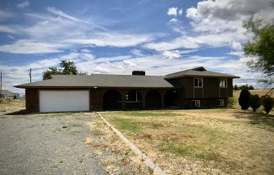 Yakima Single Family Home For Sale: 3341 Stone Rd