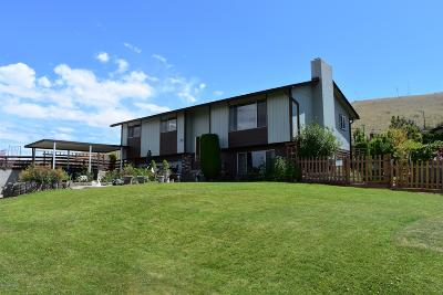 Yakima Single Family Home For Sale: 502 Langell Dr