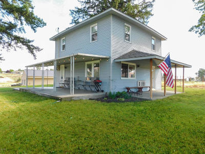 Yakima County Single Family Home For Sale: 990 Lancaster Rd