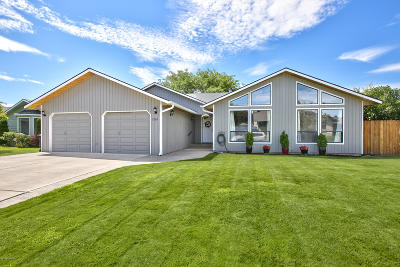 Yakima County Single Family Home Ctg Financing: 5504 Webster Ave