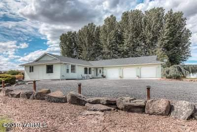 Yakima County Single Family Home Ctg Financing: 3482 Selah Loop Rd