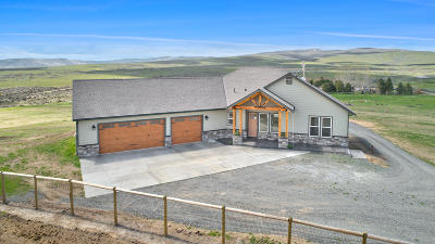 Yakima Single Family Home For Sale: 640 Winchester Rd