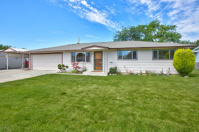 Yakima County Single Family Home Ctg Financing: 1008 S 50th Ave