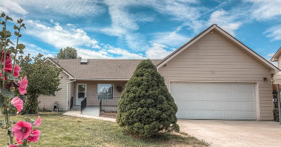 Yakima County Single Family Home For Sale: 91 Pioneer Cir