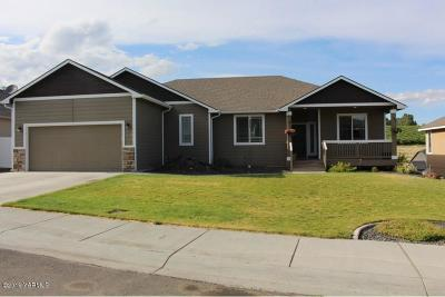 Yakima County Single Family Home For Sale: 7901 W Washington Ave