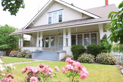 Yakima Single Family Home For Sale: 409 S 9th Ave