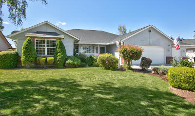 Yakima Single Family Home For Sale: 7806 Olmstead Ct