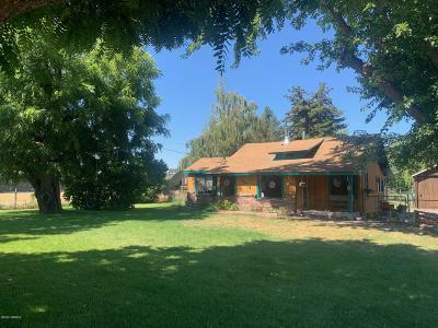 Yakima Single Family Home For Sale: 1114 S 80th Ave