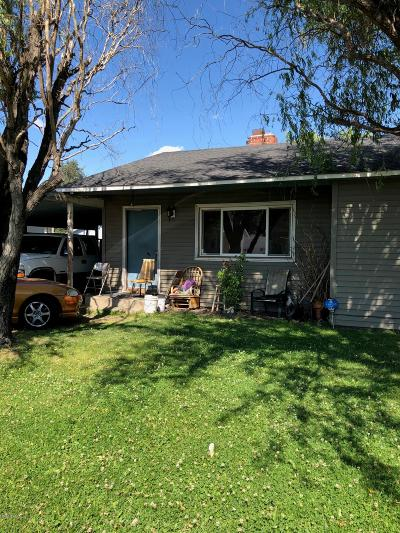 Yakima Single Family Home For Sale: 1205 S 8th Ave