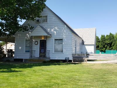 Yakima Single Family Home For Sale: 1412 S 20th Ave