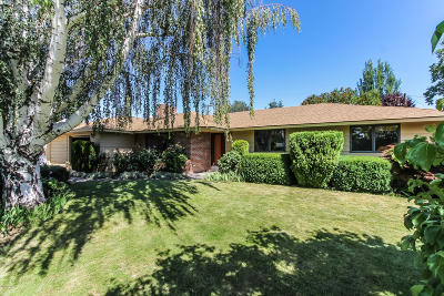 Yakima Single Family Home For Sale: 6203 W Chestnut Ave