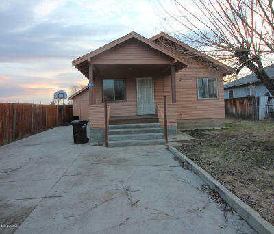 Yakima Single Family Home For Sale: 710 Hathaway St