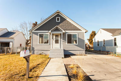 Yakima Single Family Home Ctg Financing: 914 S 8th Ave