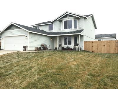 Naches, Cowiche, Tieton, Gleed, Moxee, Union Gap Single Family Home For Sale: 115 S Glacier St