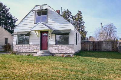 Yakima Single Family Home Ctg Financing: 1314 S 1st Ave
