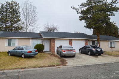Zillah Multi Family Home For Sale: 502 Reed St