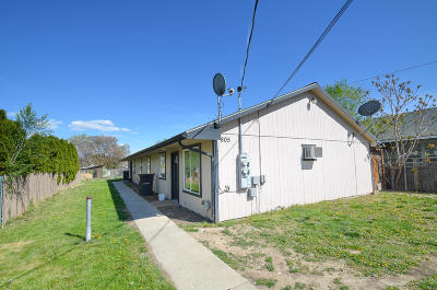 Yakima Multi Family Home For Sale: 805 N 20th Ave