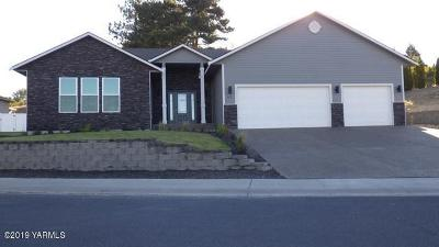 Yakima Single Family Home Ctg Release Clause: 619 N 72nd Ave