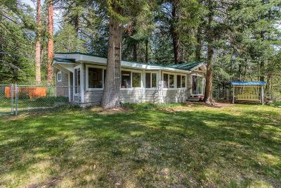 Yakima Single Family Home For Sale: 8670 N Fork Ahtanum Rd