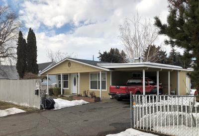 Yakima Single Family Home For Sale: 2603 W Lincoln Ave