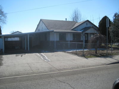 Yakima Single Family Home For Sale: 1022 W Mead Ave