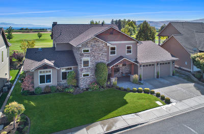 Yakima Single Family Home For Sale: 2201 S 88th Ave