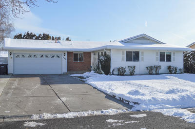 Yakima Single Family Home For Sale: 703 S 54th Ave