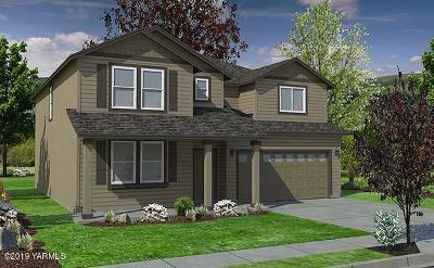 Yakima Single Family Home Ctg Financing: 2403 S 62nd Ave
