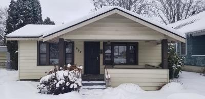Yakima Single Family Home For Sale: 604 S 16th Ave