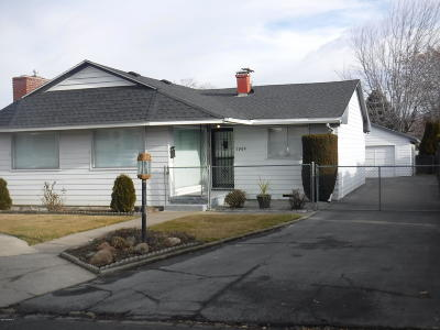 Yakima Single Family Home For Sale: 1009 S 27th Ave