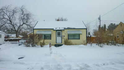 Yakima Single Family Home Ctg Financing: 1209 S 12th Ave