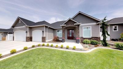 Yakima Single Family Home For Sale: 7110 W Vista Ridge Ave
