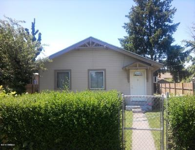 Yakima Single Family Home For Sale: 410 N 5th Ave