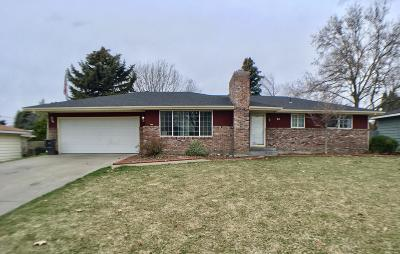 Yakima Single Family Home For Sale: 14 N 59th Ave