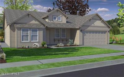 Yakima Single Family Home Ctg Financing: 2407 S. 63rd Ave