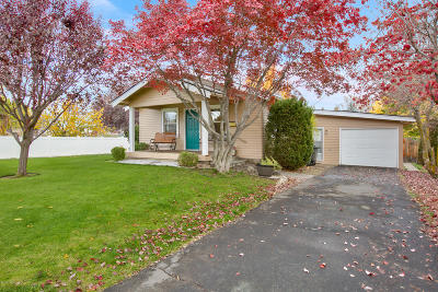 Yakima Single Family Home Ctg Financing: 905 S 34th Ave