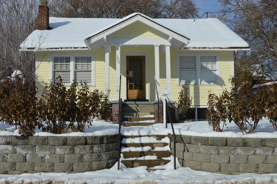 Yakima Single Family Home Ctg Financing: 1609 Brown Ave