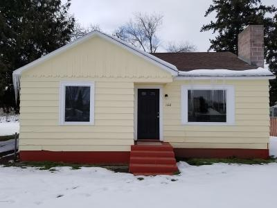 Yakima Single Family Home For Sale: 1122 S 16th Ave