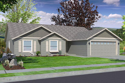 Yakima Single Family Home Ctg Financing: 2405 S 63rd Ave