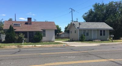 Yakima Multi Family Home For Sale: 801 - 803 N 5th Ave