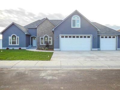 Yakima Single Family Home For Sale: 2109 Ruby Way